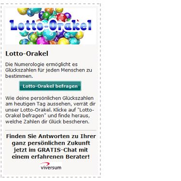 Lotto Orakel