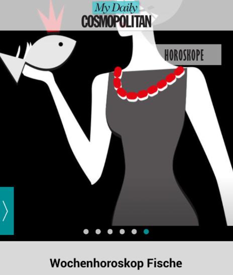 Cosmopolitan App